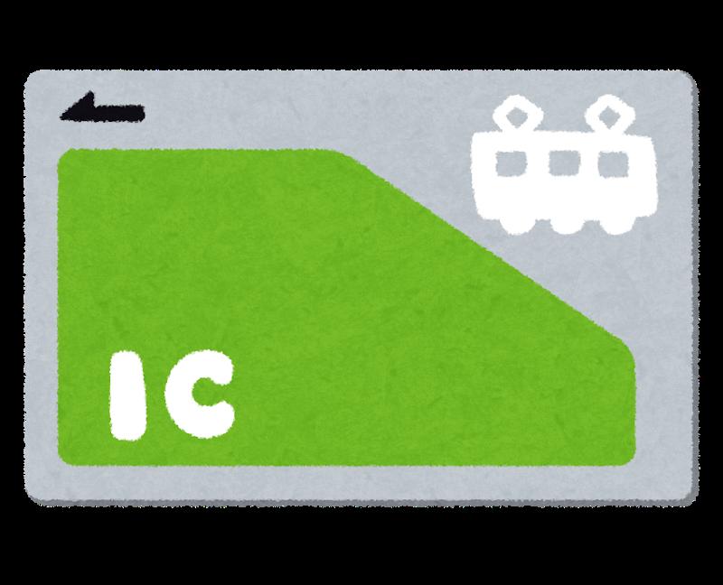 SUICA ICカード